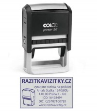 Razítko Colop printer 38