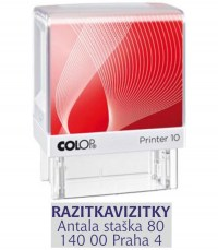 Razítko Colop Printer 10