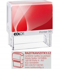 Razítko Colop printer 50