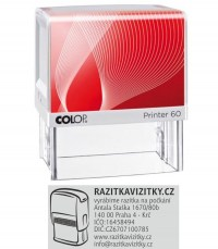 Razítko Colop printer 60